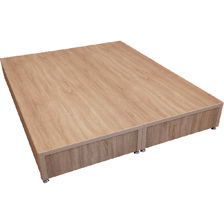 固定床台無邊框