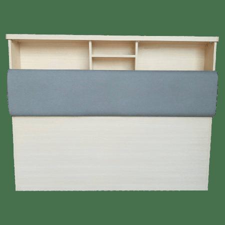 床頭箱B2款(無開門有背墊)