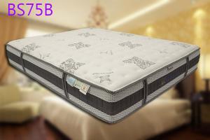 BS75B型獨立筒雙透氣彈簧床墊